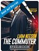 The Commuter (2018) - Steelbook (CH Import) Blu-ray