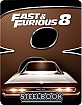 Fast & Furious 8 - Theatrical and Extended Director's Cut - Limited Edition Steelbook (IT Import) Blu-ray