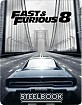 Fast & Furious 8 - Theatrical and Extended Director's Cut - Limited White Edition Steelbook (IT Import) Blu-ray