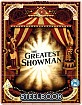 The Greatest Showman (2017) - Zavvi Exclusive Limited Edition Steelbook (Blu-ray + DVD) (UK Import) Blu-ray