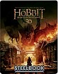 The Hobbit: The Battle of the Five Armies 3D - Limited Edition Steelbook (Blu-ray 3D + Blu-ray) (KR Import ohne dt. Ton)
