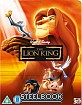 The Lion King 3D - Zavvi Exclusive Limited Steelbook:The Disney Collection #32 (Blu-ray 3D + Blu-ray) (UK Import ohne dt. Ton)