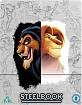 The Lion King 4K - Zavvi Exclusive Limited Edition Steelbook (4K UHD + Blu-ray) (UK Import) Blu-ray