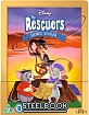 The Rescuers Down Under - Zavvi Exclusive Limited Edition Steelbook (UK Import ohne dt. Ton) Blu-ray