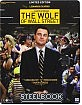 The Wolf Of Wall Street - Limited Edition Steelbook (IT Import ohne dt. Ton) Blu-ray