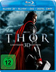Thor (2011) 3D (Blu-ray 3D + Blu-ray + DVD + Digital Copy) Blu-ray