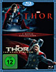 Thor (2011) + Thor: The Dark Kingdom (Doppelset) Blu-ray