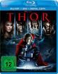 Thor (2011) (Blu-ray + DVD + Digital Copy) Blu-ray