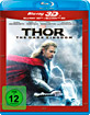 Thor: The Dark Kingdom 3D (Blu-ray 3D + Blu-ray) Blu-ray