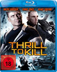 Thrill to Kill Blu-ray