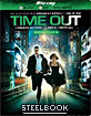 Time Out - Steelbook (Blu-ray + DVD + Digital Copy) (FR Import)