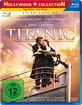 Titanic (1997) (Blu-ray + Bonus Blu-ray) Blu-ray