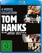 Tom Hanks Box (4-Filme Set) Blu-ray