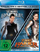 Lara Croft: Tomb Raider & Lara Croft: Tomb Raider - Die Wiege des Lebens (Collector's Edition) Blu-ray