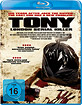 Tony: London Serial Killer (Covervariante 2) Blu-ray