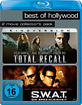 Total Recall (2012) + S.W.A.T. - Die Spezialeinheit (Best of Hollywood Collection) Blu-ray