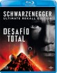 Desafío Total (1990) - Ultimate Rekall Edition (ES Import ohne dt. Ton) Blu-ray
