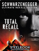 Total Recall (1990) - Ultimate Rekall Edition - Steelbook (UK Import) Blu-ray