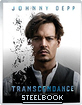 Transcendance 3D (2014) - Limited Edition Steelbook (Blu-ray 3D + Blu-ray) (FR Import ohne dt. Ton)