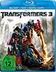 Transformers 3: Die dunkle Seite des Mondes (mit Wendecover)