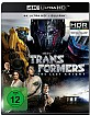 Transformers: The Last Knight 4K (4K UHD + Blu-ray + Bonus Blu-ray) Blu-ray
