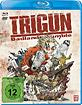 Trigun: Badlands Rumble Blu-ray
