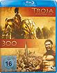 300 / Troja (Doppelpack) Blu-ray