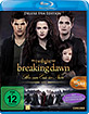Twilight: Breaking Dawn – Bis(s) zum Ende der Nacht – Teil 2 (Deluxe Fan Edition) Blu-ray