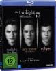 Twilight Saga (1-3): Was bisher geschah