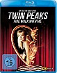 Twin Peaks - Fire Walk With Me (Digital Remastered) Blu-ray