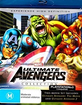 Ultimate Avengers Collection (2 Film Set) (AU Import ohne dt. Ton) Blu-ray