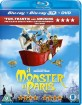 A Monster in Paris 3D (Blu-ray 3D + DVD) (UK Import ohne dt. Ton) Blu-ray