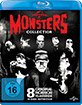 Universal Monsters Collection Blu-ray