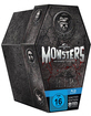 Universal Monsters Collection (Limited Sarg Edition) (Neuauflage) Blu-ray