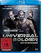 Universal Soldier: Day of Reckoning (gekürzte Fassung) Blu-ray