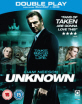 Unknown (2011) - Double Play (UK Import ohne dt. Ton) inkl. deutscher Blu-ray