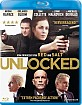 Unlocked (2017) (CH Import) Blu-ray