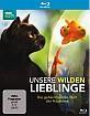 Unsere wilden Lieblinge - Die geheimnisvolle Welt der Haustiere Blu-ray