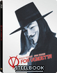 V for Vendetta - Steelbook (JP Import) Blu-ray