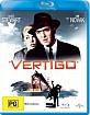 Vertigo (1958) (AU Import) Blu-ray