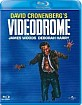 Videodrome (1983) (GR Import ohne dt. Ton) Blu-ray