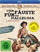 Vier Fäuste für ein Halleluja (Comedy-Fassung) (Limited Edition) Blu-ray