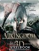 Vikingdom 3D - Limited Edition Steelbook (Blu-ray 3D + Blu-ray + DVD) (NL Import) Blu-ray