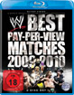 WWE Best PPV Matches 2009/2010 Blu-ray
