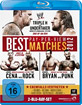 WWE Best PPV Matches 2012 Blu-ray