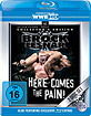 WWE Brock Lesnar: Here comes the Pains Blu-ray