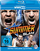 WWE Summerslam 2012 Blu-ray