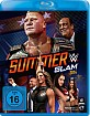 WWE Summerslam 2014 Blu-ray