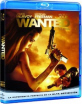 Wanted (ES Import) Blu-ray