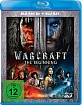 Warcraft: The Beginning 3D (Blu-ray 3D + Blu-ray + UV Copy) Blu-ray